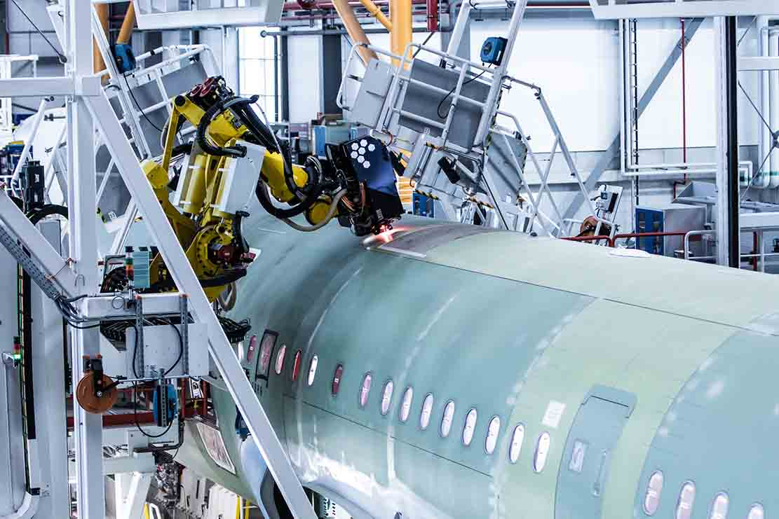 Axis-robot-4th-A320-Family-production-line-Airbus-Hamburg-