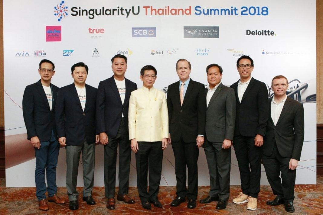 SingulaityU-Thailand-Summit-2018