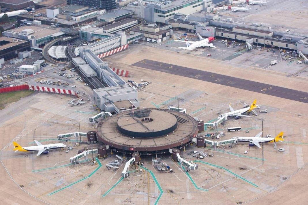 فرودگاه اروپا