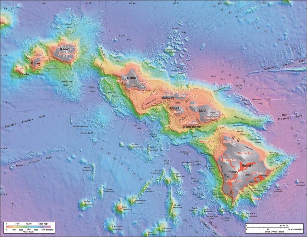 هيئة المسح الجيولوجي الامريكية