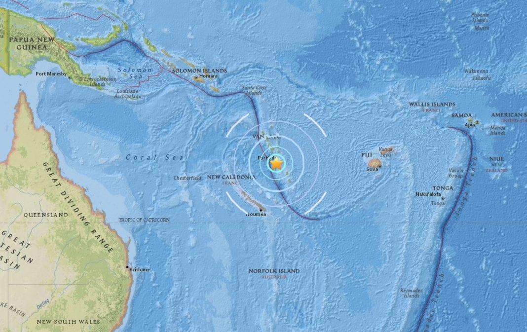terremoto de vanuatu