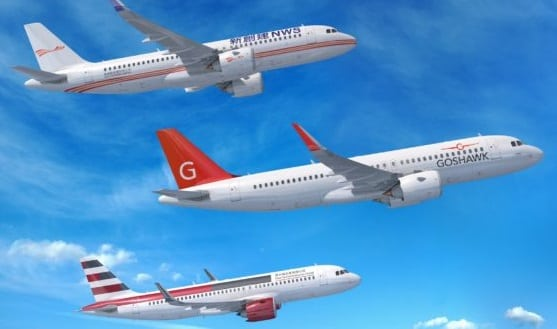 Goshawk Aviation announces order for 20 Boeing 737 MAXs