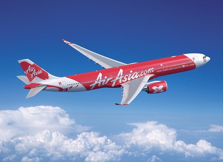 Air Asia sells 29 planes only to lease them back
