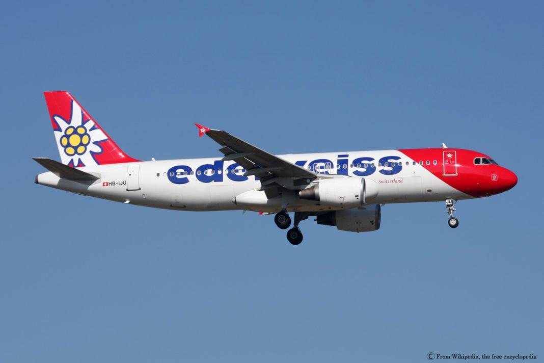 Edelweiss_Air_Airbus
