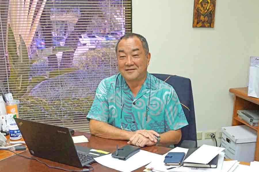 Hyatt-Saipan-GM-Nick-Nishikawa
