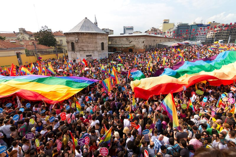 LGBTQ and visiting Istanbul?  Police could attack you with rubber bullets and tear gas