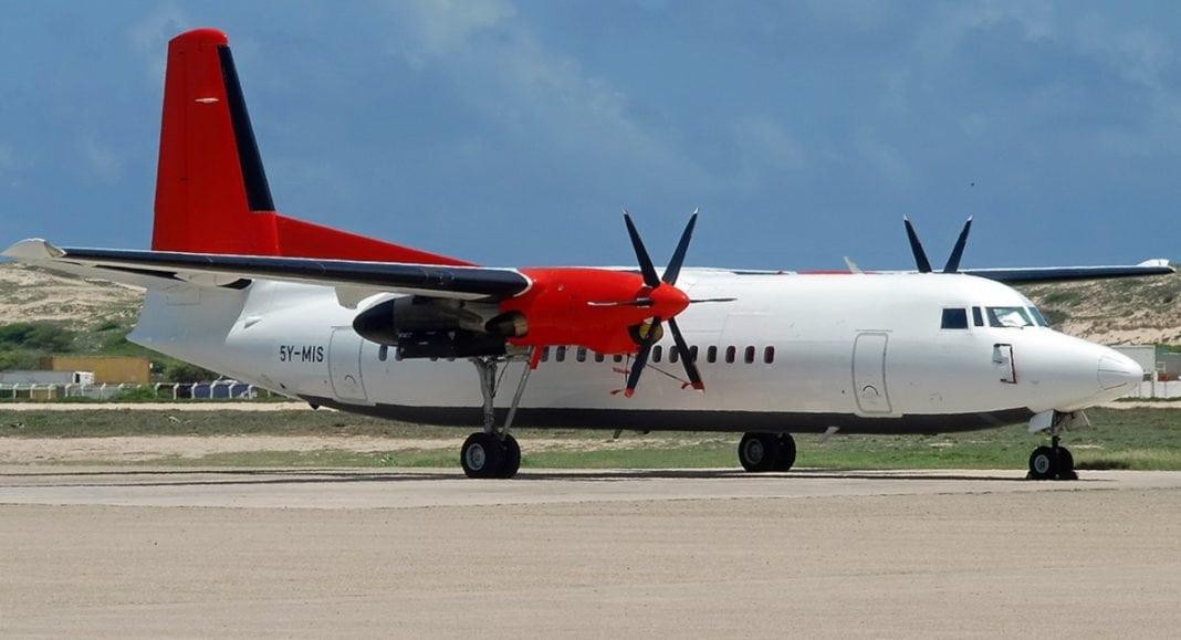 Skyward's-Fokker-50