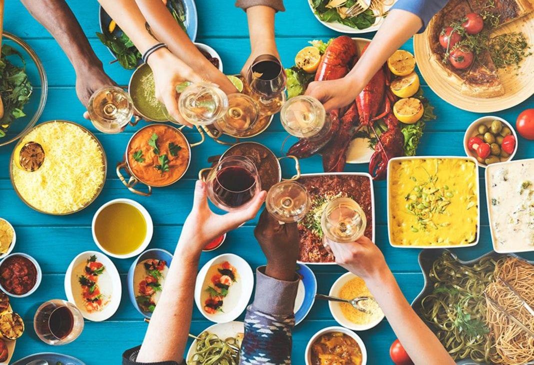 دود - پلر-سینګاپور - رستورانت - فستیوال