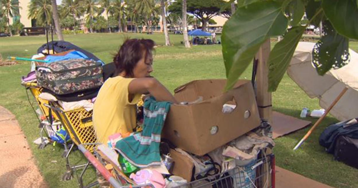 Homeless on Waikiki Beach: Why not give people dignity in work?