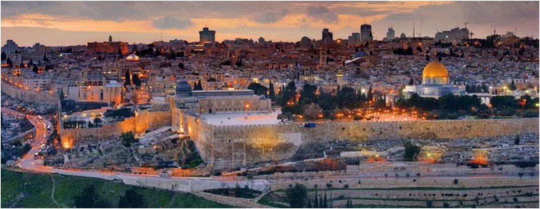 1-जेरुसलेम-एटी-रात्र