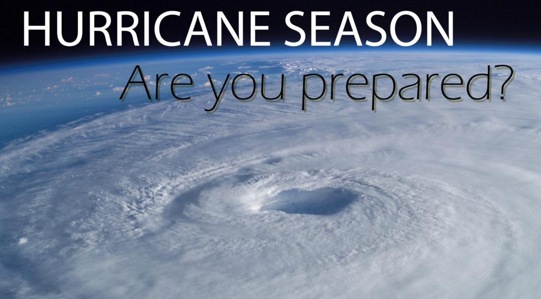 Hurikánová sezóna - jste připraveni