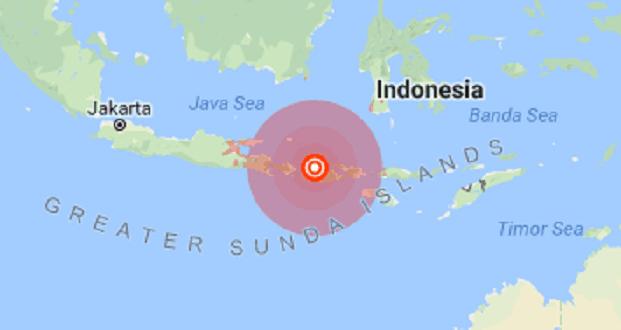 Lombok-σεισμός