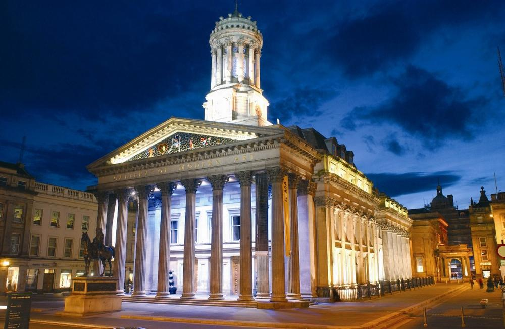 Romantický - Glasgow
