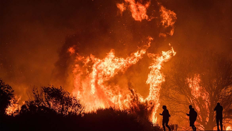 US-West-Coast-wildfires