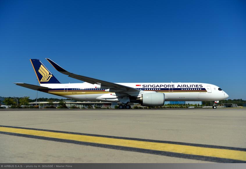 ایربس سپړونکی لومړی - الټرا لونګ رینج-A350-XWB-