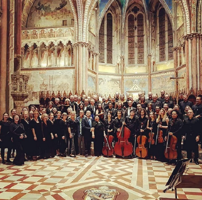 Assissi-concert