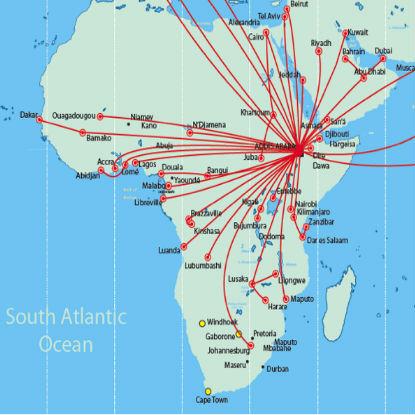 Ефіопсько-повітряний простір