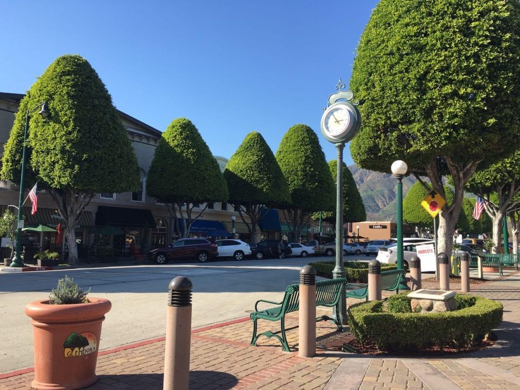Glendora_Village