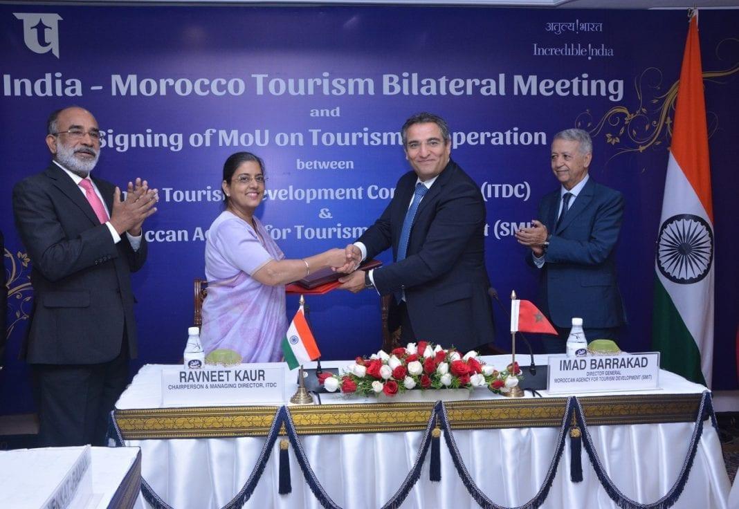 Indija-Maroko