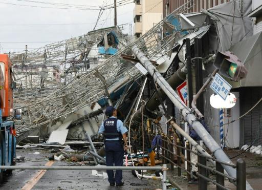 Japan-Tajfun