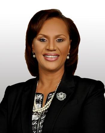 Joy-Jibrilu-Bahamas-Generaldirektor des Tourismus