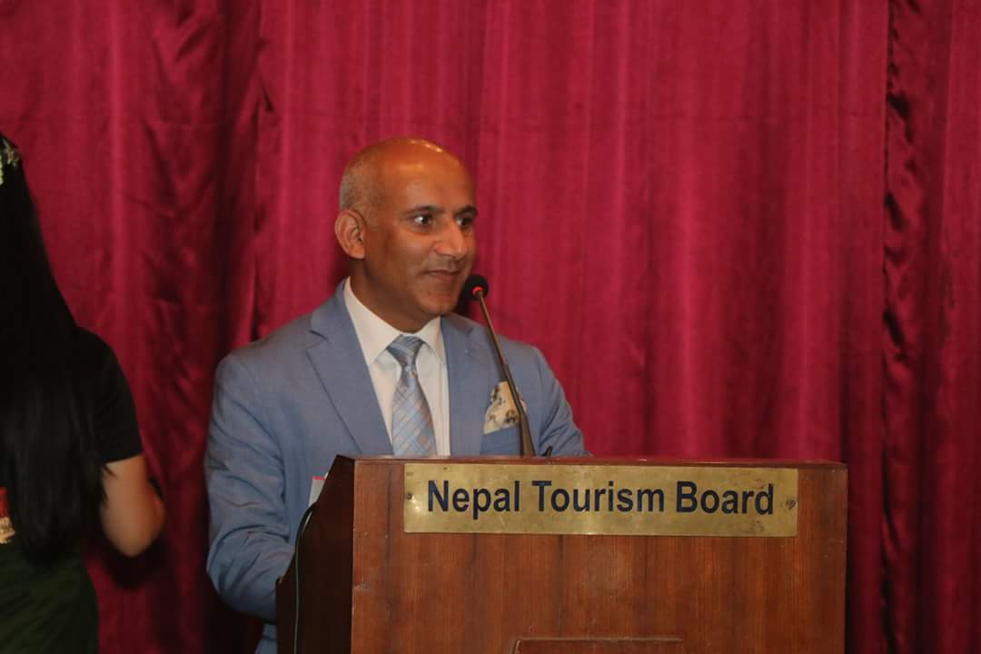 Nepál-rada cestovního ruchu