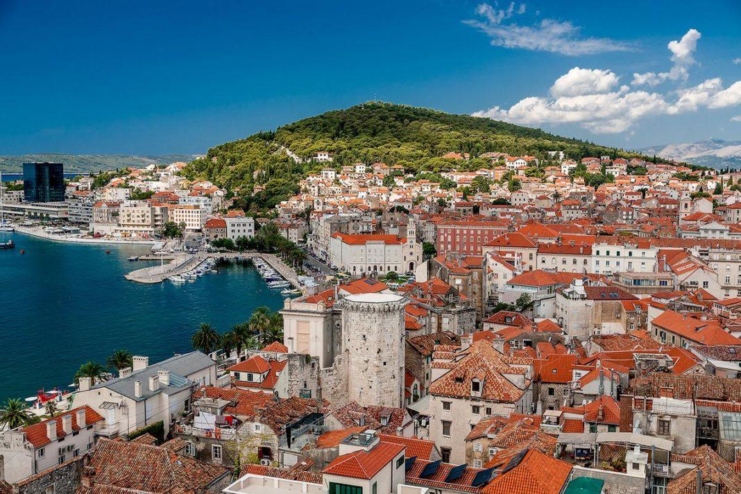 Splitas-Kroatija