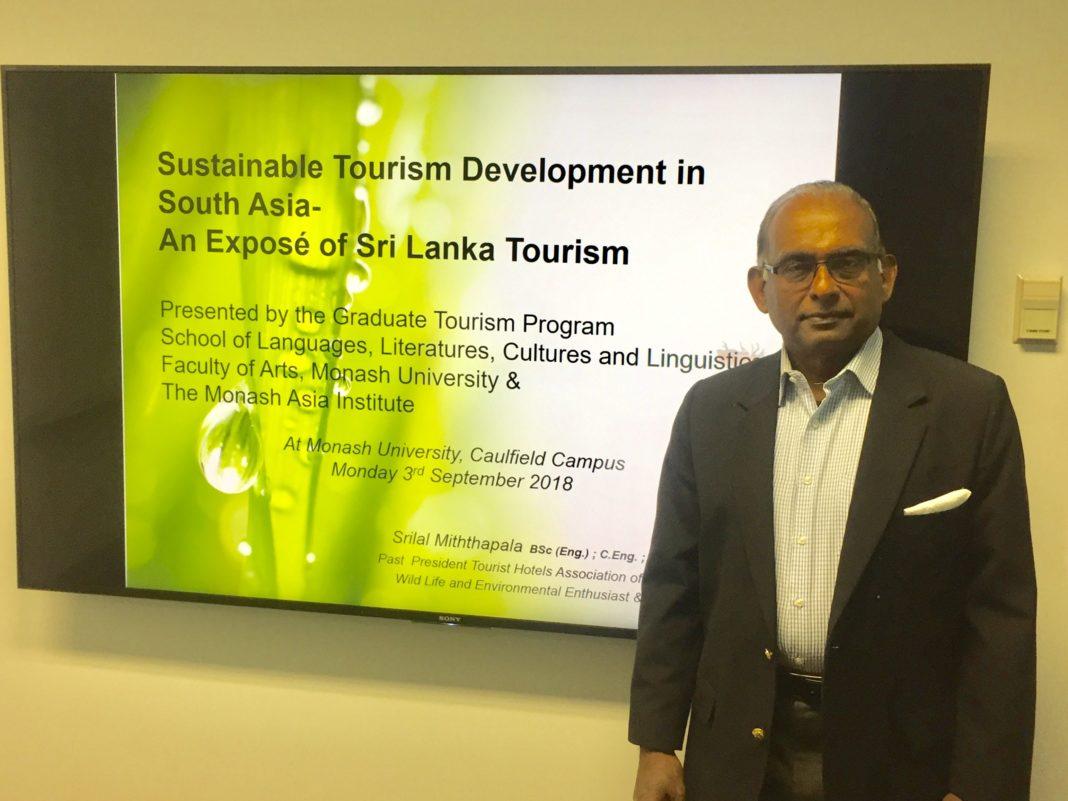 Seminar für nachhaltige Tourismusentwicklung