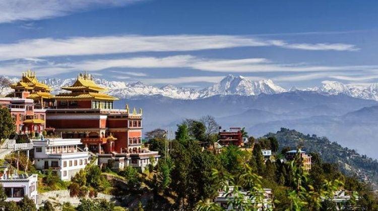 Velkommen til Katmandu