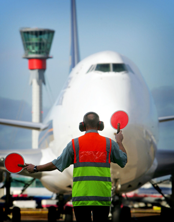 How did your U.S. Airport rank in customer satisfaction?