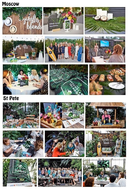 Endless Summer workshop brought Seychelles islands to Russia for second annual event