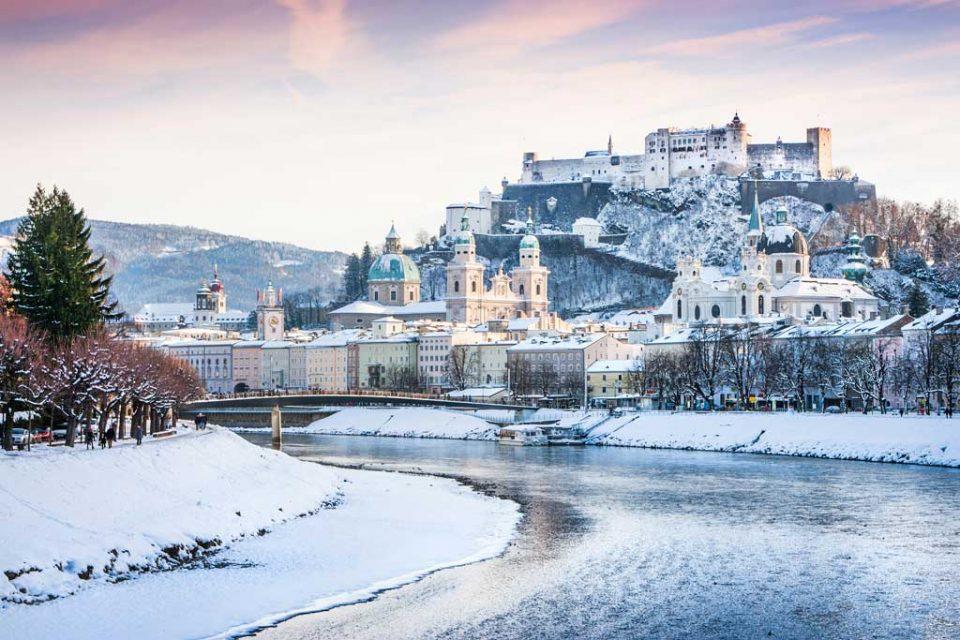 Evropská zima