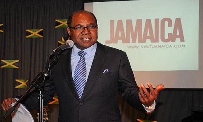 Jamajka-ministar turizma-Bartlett