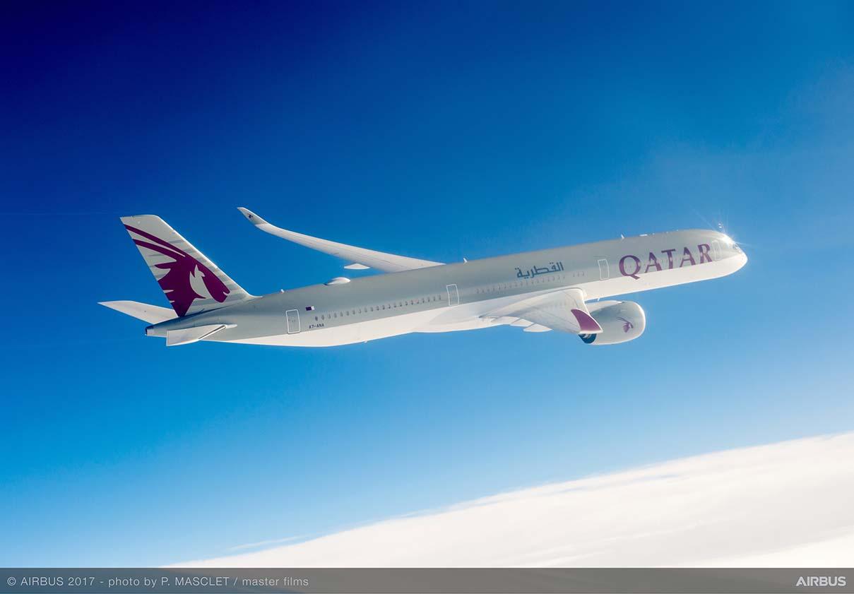Qatar-Airways-A350-1000-