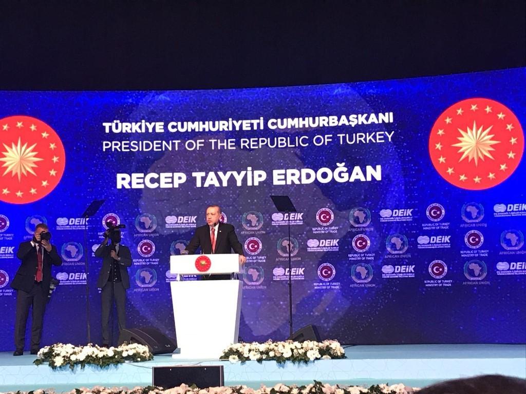 Presidente turco