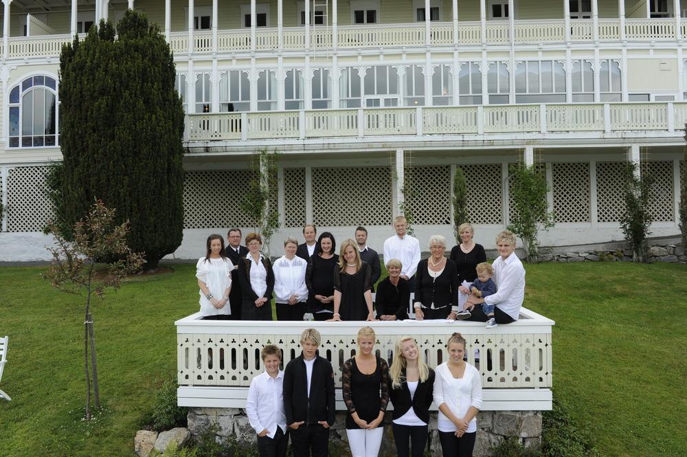 Obiteljsko-vlasništvo hotela Kviknes