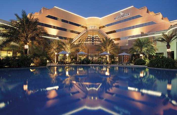 뫼 벤픽-호텔-바레인