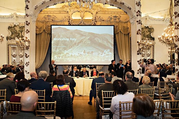 오만-로마 언론 회의
