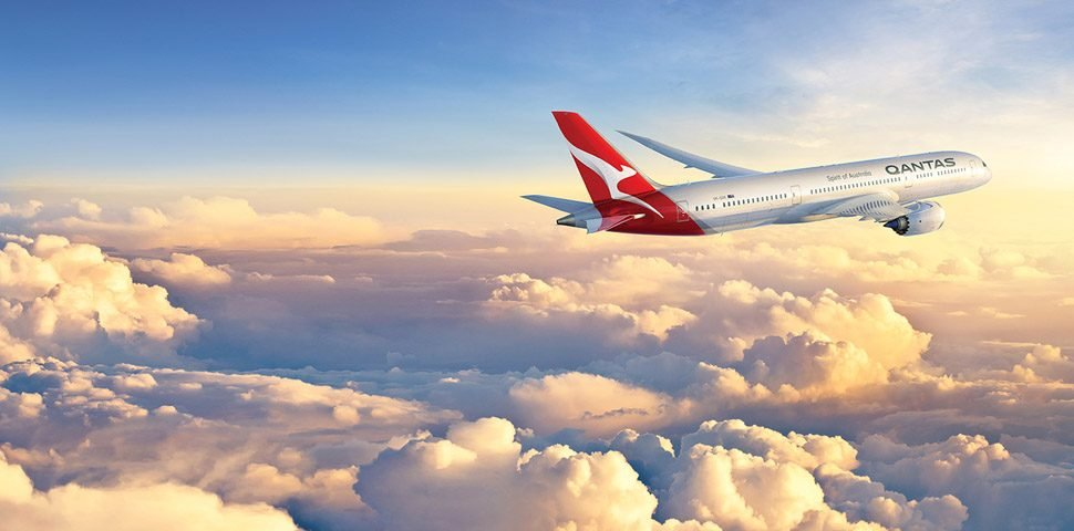 Qantas-to-increase-פיג'י-טיסות -970x480