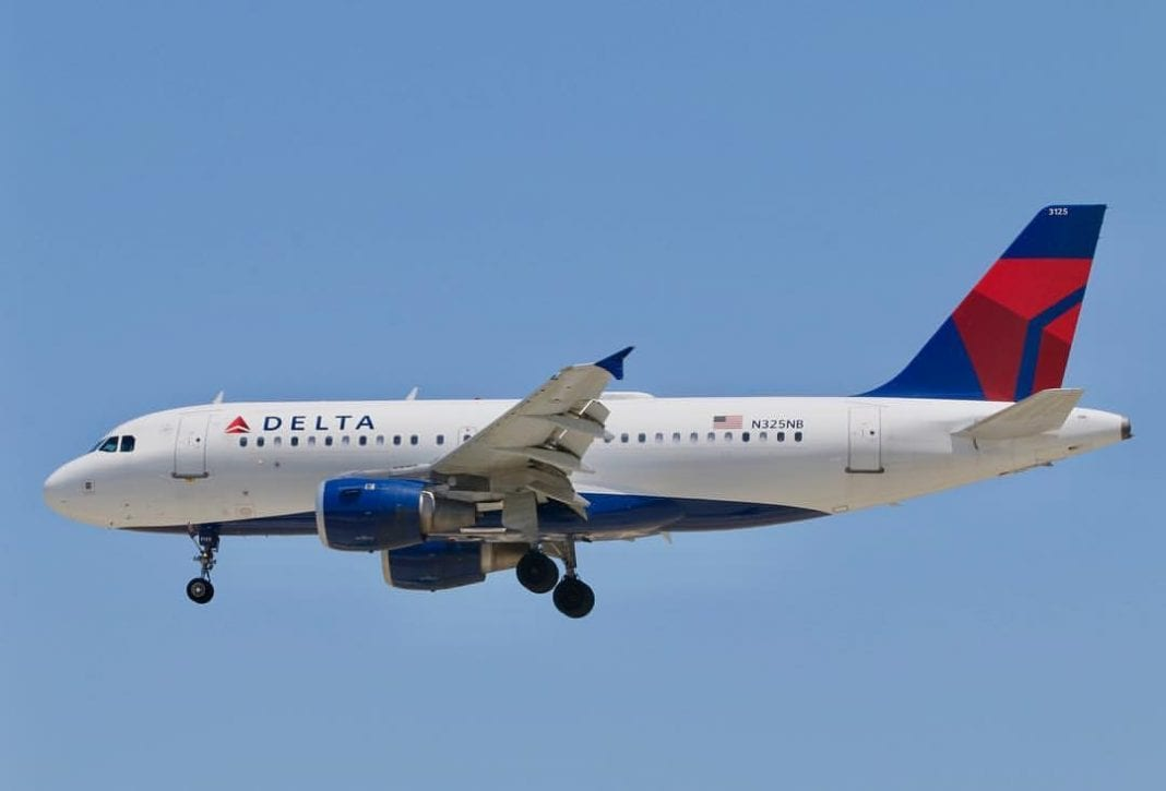 Delta Air Lines connects Minneapolis and Mexico City