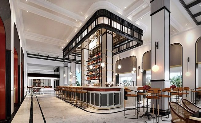 Ibiza's new luxury hotel inspired by Coco Chanel