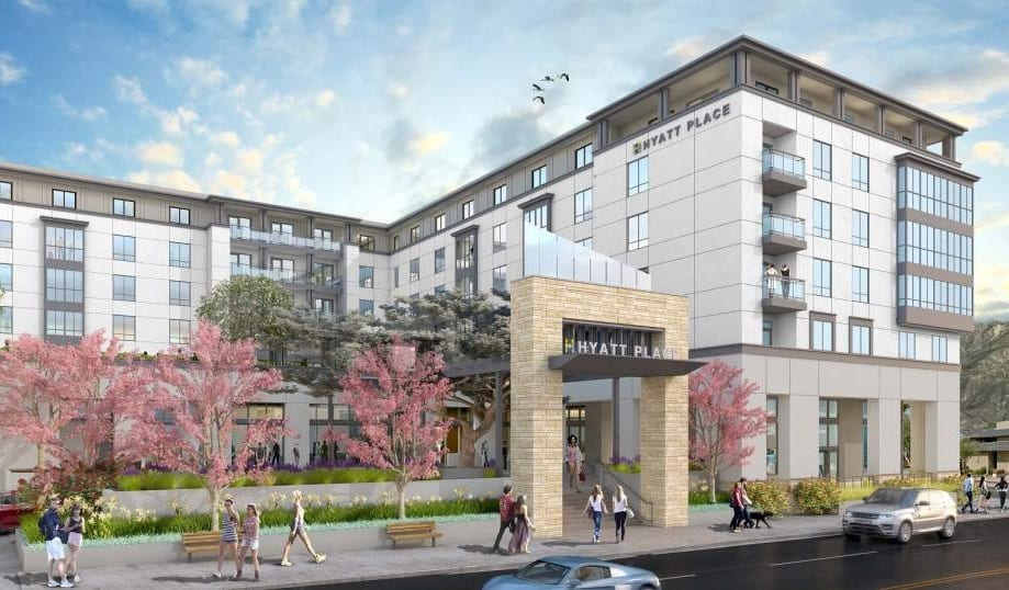 Pasadena welcomes new Hyatt hotel