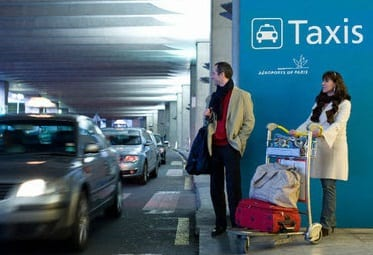Charles de Gaulle airport rolls out new taxi rules to prevent scams