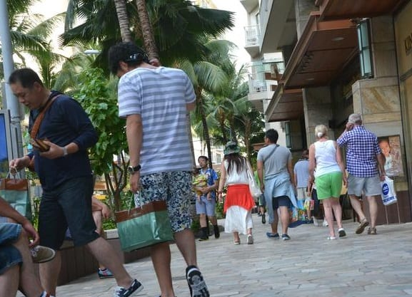 Hawaii Tourism Authority: Visitor spending 'nearly flat' in November