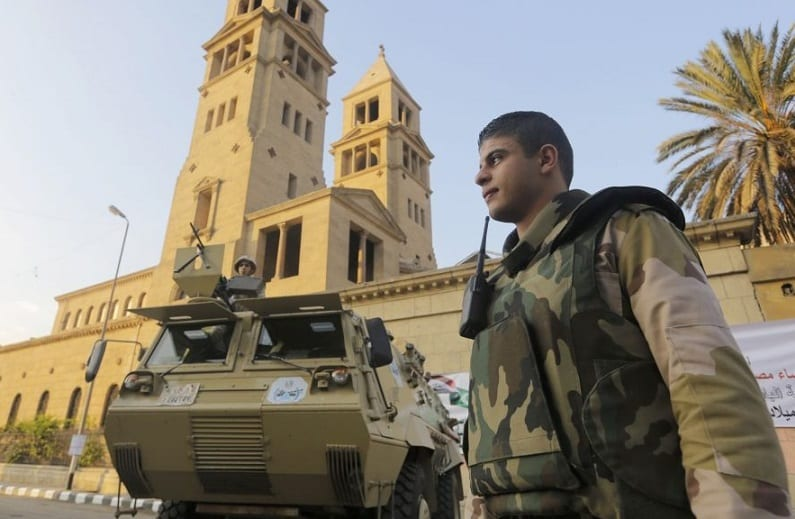Egypt boosts nationwide security for Christmas and New Year