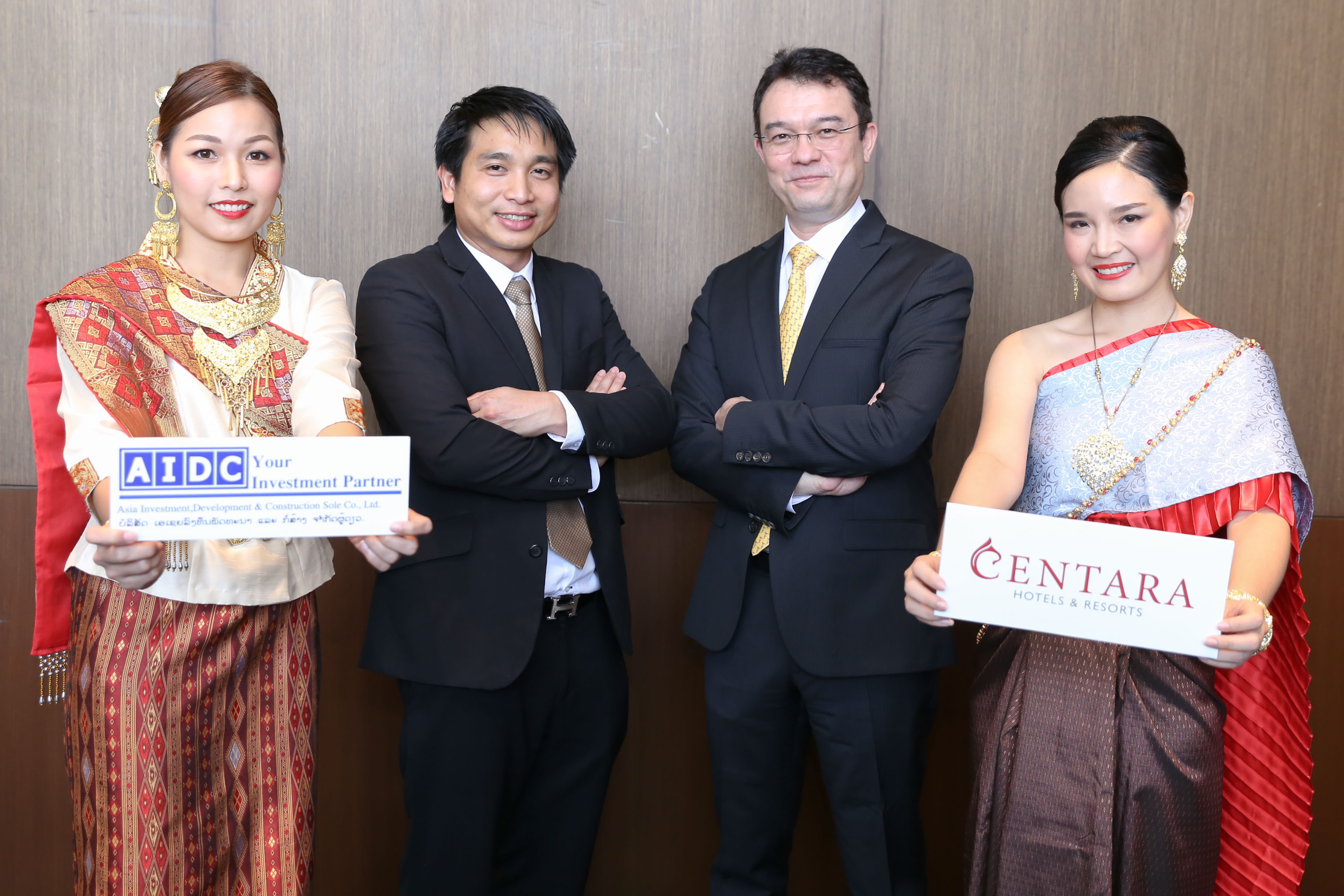 Centara-strejker-management-deal-i-Laos