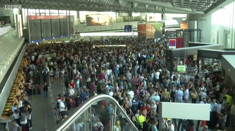 FRA-lufthavn