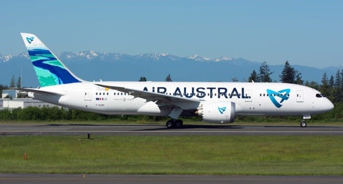 Air Austral announces new flights from Reunion to Madagascar