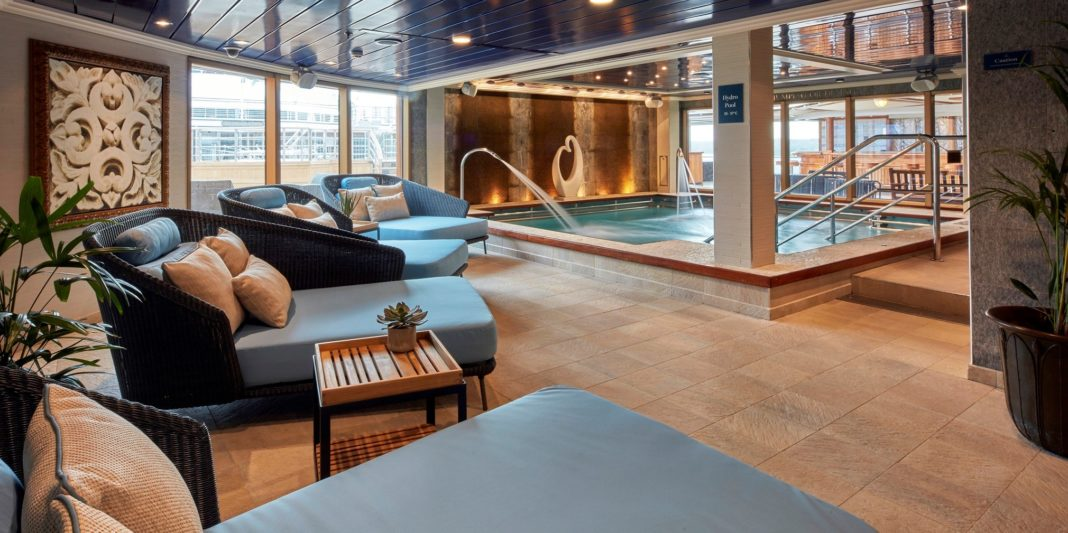Cunard defines luxury with new spa offering