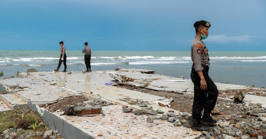 Ινδονησία-τσουνάμι